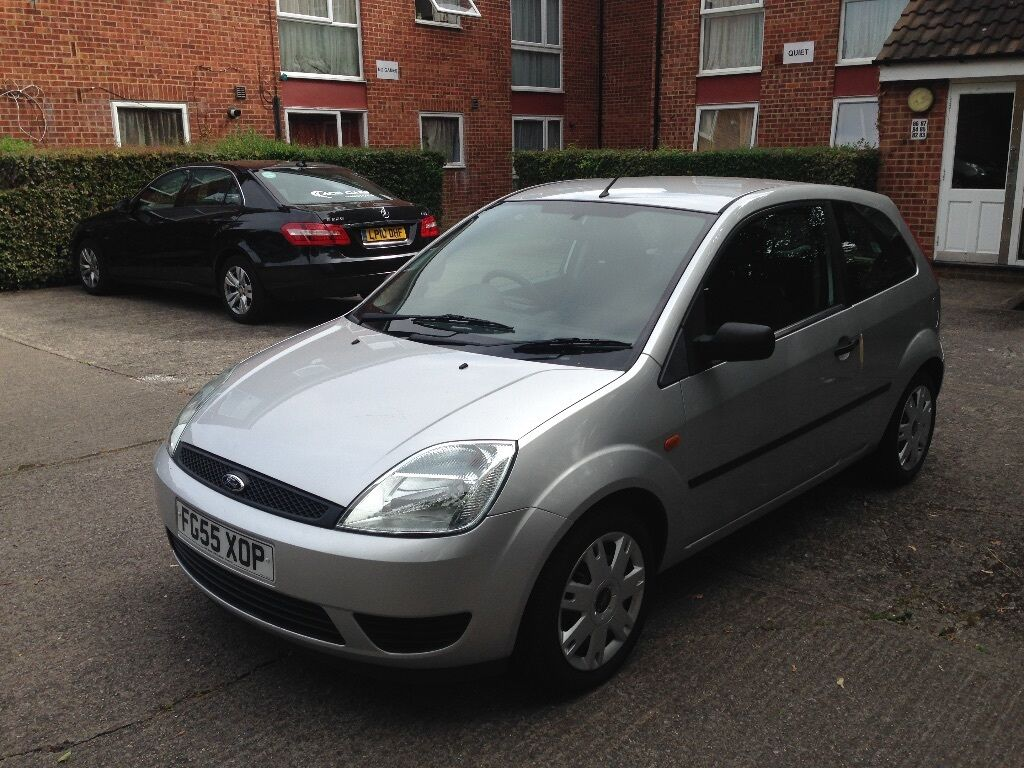 2005 ford fiesta 74k climate style petrol silver manual 3 door in stanmore london gumtree. Black Bedroom Furniture Sets. Home Design Ideas