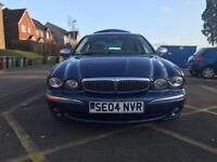 Jaguar xtype 2.5v6 dual fuel