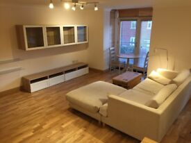 2 bedrom flat in Canterbury City Centre, furnished.