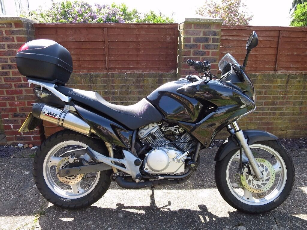 honda varadero 125 great bike and well looked after price reduced as new bike has been. Black Bedroom Furniture Sets. Home Design Ideas