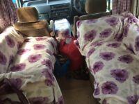Transit camper 3bed