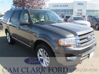 2015 Ford Expedition Limited 3.5L V6 4x4 Certified Pre-Owned
