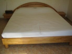 Super King-size Double Bed