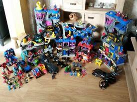 Massive BATMAN Collection