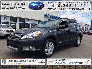 2012 Subaru Outback 2.5i Touring PKG, FROM 1.9% FINANCING AVAILA