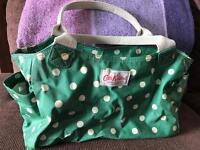 Cath kidston green spot grab bag