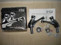 inta Basin Mounted Pair of Non Concussive Taps NC160CP