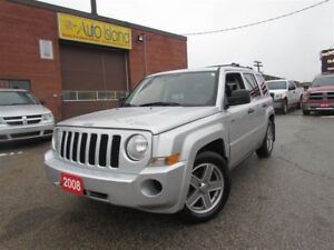 2008 Jeep Patriot Sport, Alloy Wheels, Heated Seat