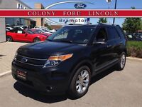 2015 Ford Explorer FORD COMPANY DEMO, 0.99% FINANCE RATE!