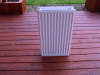 radiator double convector 400 wide x 700 high