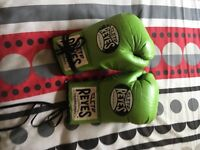 Citrus green cleto reyes gloves 10 oz