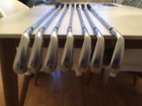 Callaway apex forged irons