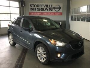 Mazda Cx-5 grand touring  loaded leather and navigation 2013