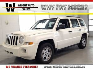2010 Jeep Patriot SPORT  CRUISE CONTROL  AIR CONDITIONING  116,4