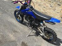 Ghost pitbike 125cc pit bike