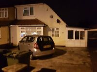 LARGE 4 BEDROOM UNFURNISHED HOUSE WITH GARAGE