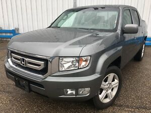 2009 Honda Ridgeline EX-L 4WD *LEATHER-SUNROOF*