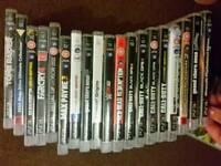Slim 500GB ps3 with games