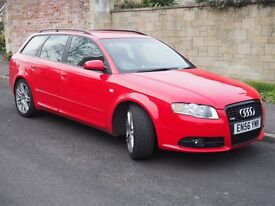 Audi A4 Avant 2.0 Tdi (170) Special Edition Quattro *Reduced*
