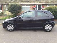 Vauxhall Corsa 2006 1.4L SXI+, High Spec, AC, Alloys, Leather Seats, Part Service History