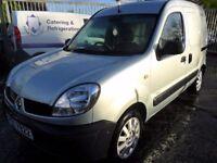 Renault kangoo 1461 cc sl 17 dci plus venture 2007 full years psv