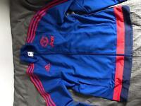 Man united training jacket