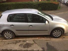 VW GOLF MK5 TDI SPECIAL EDITION FULLY LOADED F/S/H FULL ELECTRIC AND HEAD LEATHER INTERIOR MINT CODI