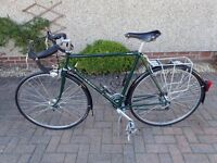 """Classic bike ..Flying Scot..22.1/2 """"frame..first class condition.."""