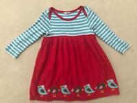 Girl dress 2-3 years