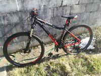 Voodoo bike, New
