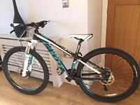 Scott scale contessa 710 mountain bike, brand new
