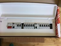 M.k Entry 21 way consumer unit