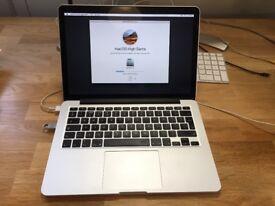 Apple Mac Book Pro Retina 13 (i5 2.6, 16GB RAM 512GB SSD)