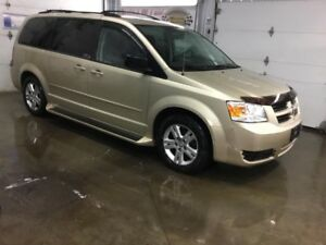 2010 Dodge Grand Caravan STOW'N GO