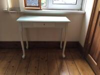 Lovely small white Shabby Chic dressing table