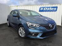 Renault Megane 1.6 dCi Dynamique Nav 5dr (steel blue) 2017