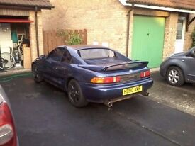 Toyota MR2 mk2 REV1 (Recent rebuild)
