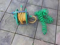 Garden hose pipe x 2