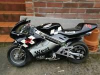 Child's motorbike petrol minimoto