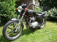 Triumph Bonniville T140D