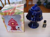 Essential Oil Tealight Burner