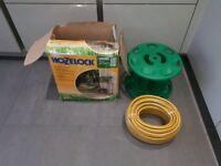 Hozelock 2471 Reel and 25m Quality Hose with original box