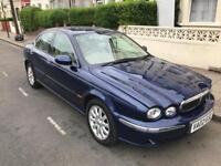 2002 Jaguar X-type SE V6 Full Leather very clean £849