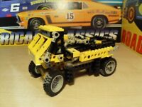 Still for sale - 17/6/18. Lego Technic 8852 Transformer Truck - Has been on display.