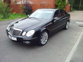 Mercedes Benz E280 3.0 V6 petrol. 7G Tronic Auto. 2006 (56) BARGAIN!