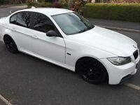 BMW 318i WHITE 3 SERIES, not 320i 320D 335i 335d