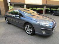 2006**Peugeot 407 2.0 HDi SE 4dr**LONG MOT**FULL SERVICE!!!