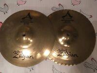 "Zildjian A Custom 12"" Mastersound Hi-Hats"