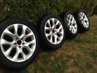 19 9j genuine 2012 bmw x5 e70 alloy wheel rims 3 5 6 7 series rotiform bbs e90 e92 msport