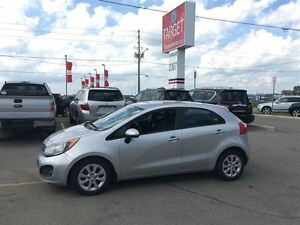 2012 Kia Rio LX NO ACCIDENTS SIRUS BLUETOOTH  CRUISE HEATED SEA
